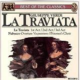 La Traviata(1er -2eme-3eme Acte)+Nabucco [Import allemand]