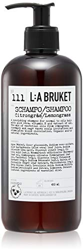 L:a Bruket No.111 Shampoo, Lemongrass,1er Pack (1 x 450 ml)
