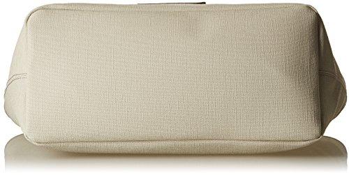 Timberland Tb0m5152, Borsa a mano Donna, 16.5x27.5x45.5 cm Grigio (PALOMA)