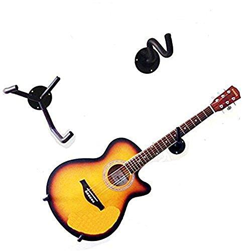 Gitarre Wand Aufhänger Slatwall Horizontal Gitarre Halter Bass Ständer Rack Haken