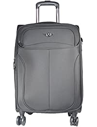 Texas USA - Exclusive Range Of Imported Soft Luggage Trolley - 20 Inch - Cabin Size