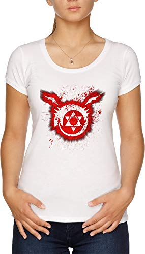Ouroboros Damen T-Shirt Weiß