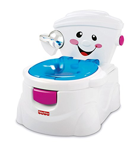 Fisher-Price Bambino Gear P4325 - Potty 'Imparare E Divertirsi'