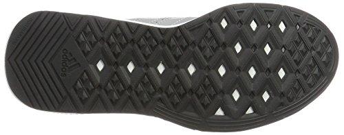 Adidas Essential Star 3 M, Chaussures De Course À Pied Pour Homme Gris (gris Moyen / Nuit / Blanc Ftwr)