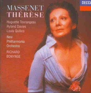 Jules Massenet: Thérèse (Opern-Gesamtaufnahme)