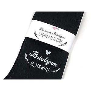 Hochzeit Geschenk Socken