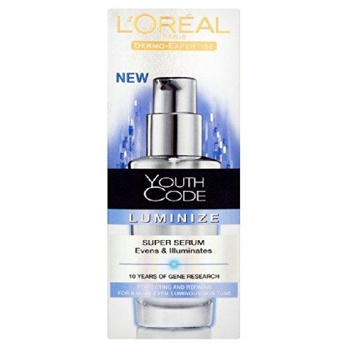 L'Oreal Youth Code Luminize Super-Serum 30ml (Es Cosmetics Cc Serum)