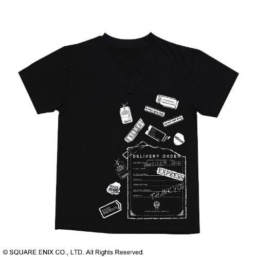 Square-Enix - Final Fantasy VII Advent Children T-Shirt Delivery Size L