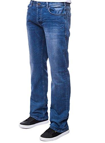 LTB Jeans Paul, Jeans a Gamba Dritta Uomo Paul Denton Wash (5760-50072)