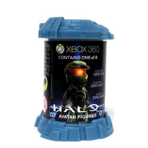 Preisvergleich Produktbild Halo Xbox Live Avatare McFarlane Toys Serie 1 blinden Kapsel Mystery Pack 1 zufällige Figur!