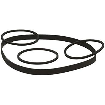 Walkman Belt Thakker TPS-L 2 Riemen-Set kompatibel mit Sony TPS-L 2 Riemen-Set Riemen Kassettenspieler