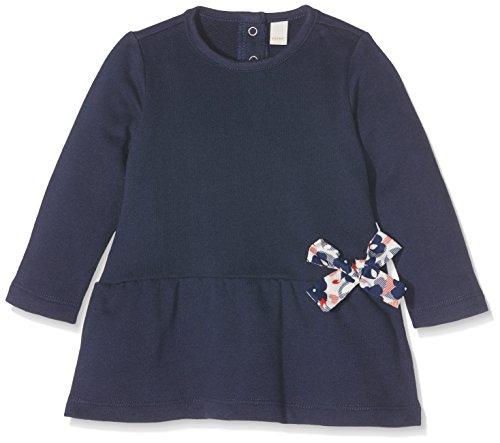 Esprit Kids Baby-Mädchen Kleid, Blau (Navy 490), 80