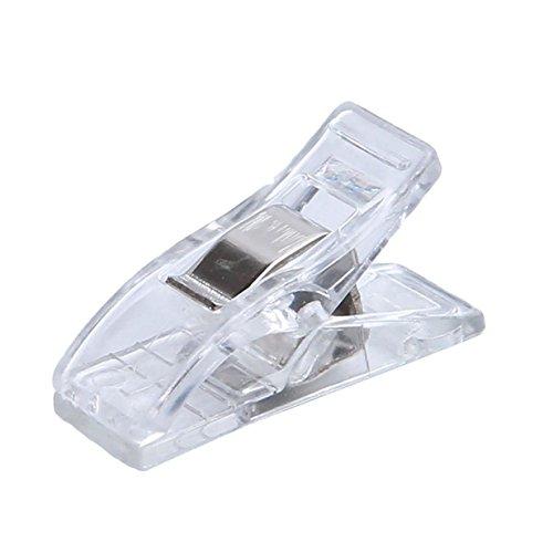 B Baosity 7X Häkelnadeln 4,0 mm Stricknadeln Aluminium mit Gummigriff