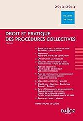 Droit et pratique des procédures collectives 2013/2014 - 7e éd.