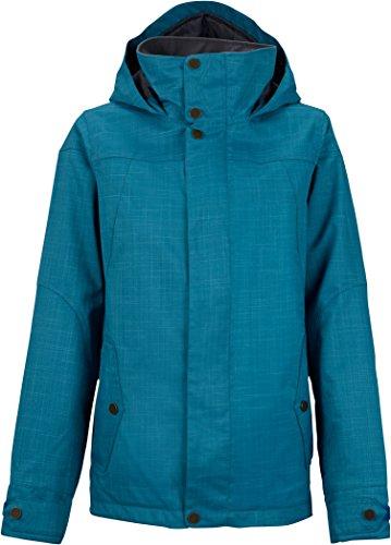 Burton Damen Snowboardjacke WB Jet Set Jacket, pacific, Gr. S, 10081102410