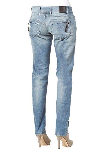 G-STAR Damen Midge Cody Low Skinny Jeans Blau