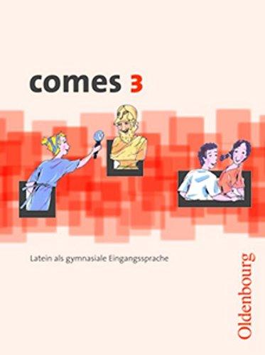 Comes: Band 3 - Schülerbuch