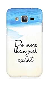 AMEZ do more than just exist Back Cover For Samsung Galaxy J2