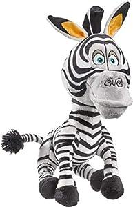 Schmidt Spiele 42708 DreamWorks Madagascar Marty - Peluche de Cebra, 25 cm