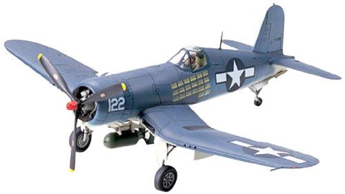 Tamiya 61070 Corsair F4U-1A - Maqueta de avión de Guerra (Escala 1:48)