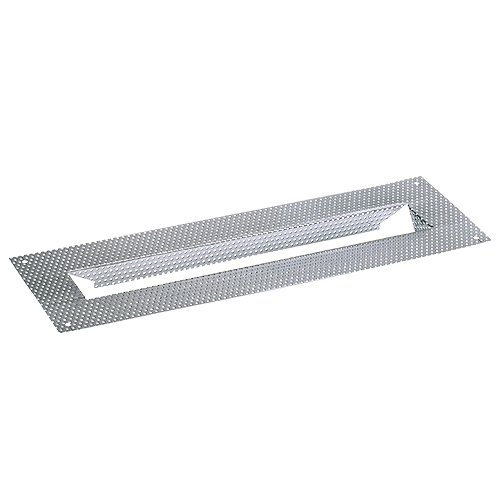 Slv glenos led - Marco montaje gris plata
