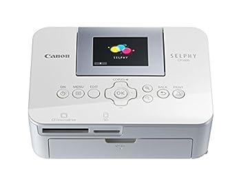 Canon Selphy Cp1000 Photo Printer, White 0