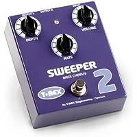 T-Rex SWEEPER-2 SWEEPER 2 - Pedal de efecto chorus para guitarra, color morado