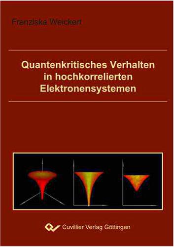 Quantenkritisches Verhalten in hochkorrelierten Elektronensystemen