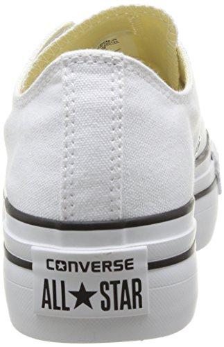 540265c Bianca Scarpe bianco Da Converse Ginnastica gwHWg7Sq