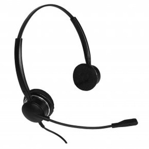 Imtradex BusinessLine 3000 XD Flex Headset binaural/zweiohrig für Linksys Spa 921 Telefon, kabelgebunden mit NC, ASP und QD-Stecker Binaural Nc Headset