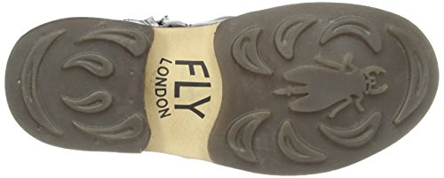 Fly London  Ning K, bottes fille Noir - Noir