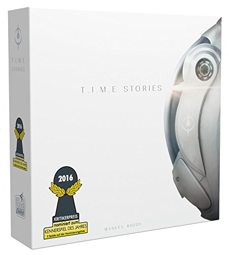 TIME Stories - Grundspiel - Brettspiel | DEUTSCH | Asmodee