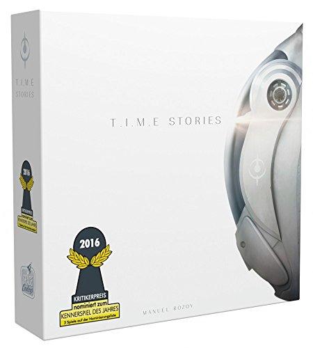 TIME Stories - Grundspiel - Brettspiel | DEUTSCH | Asmodee