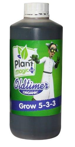 Plant Magic Oldtimer Engrais biologique 1 l