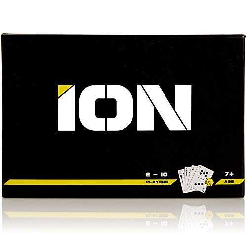ION CARD DICE...
