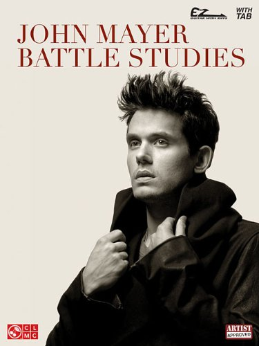 John Mayer Battle Studies Easy Guitar With Notes & Tab Book (Ez Guitar With Riffs and Tab) por Various