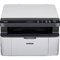 Brother DCP 1510 - Impresora Multifunción Blanco y Negro