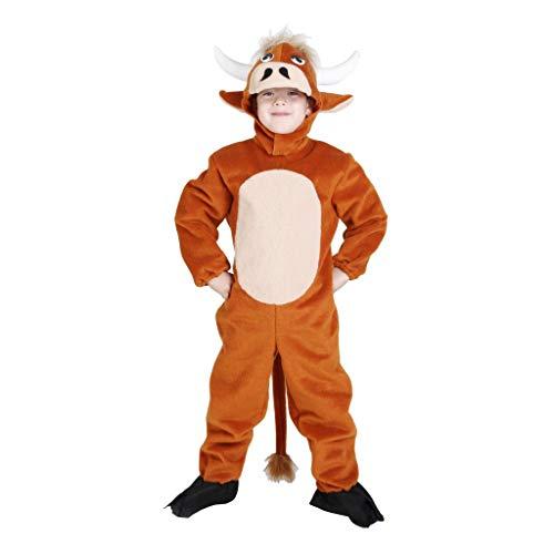 Generique - Stier-Kostüm für Kinder 86/98 (1-3 Jahre)