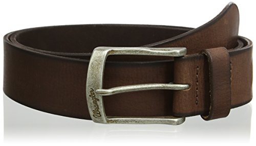 Wrangler MAGNETIC BELT BROWN Ceinture, Marron - Marron, 90 Homme