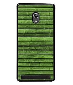 Snapdilla Designer Back Case Cover for Asus Zenfone 6 A600CG (Cloth Checks Illustration Wallpaper Background Design Stone)