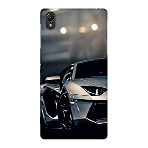 Enticing Royal Car Multicolor Back Case Cover for Sony Xperia Z2