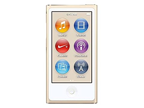 Apple iPod Nano 16GB (7. Generation) Gold