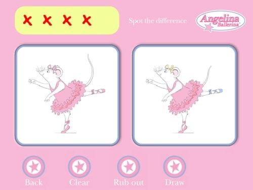 Angelina Ballerina Activity Pack (PC CD)