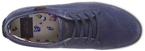 Globe Moonshine Unisex-Erwachsene Sneakers Blau (navy wash)