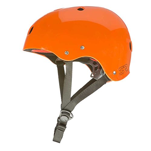 41P8any8cfL. SS500  - Shred Ready Sesh Kayaking/ Watersports Helmet Safety Orange