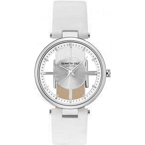 Kenneth Cole New York Orologio da donna orologio da polso in pelle kc15004004