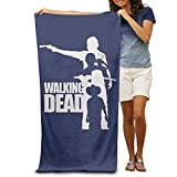 "Monicago Teli Mare Asciugamani, Beach Towel, Bath Towel, Quick Dry Towel Microfibre Towel, Walking Poster Dead Adult Cartoon Beach Or Pool Bath Towel 31""x 51"" (80cm X 130cm)"