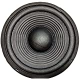 Nktronics 8inch 4ohms 150watt max subwoofer for cars and hometheater