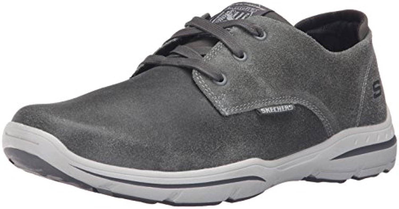 Skechers Herren Harper Epstein Schuhe  Grau  39.5 EU (6 UK  7 M US)