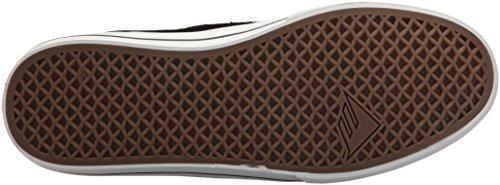 Emerica Reynolds 3 6102000122-715 Schuhe Black/White/Gold